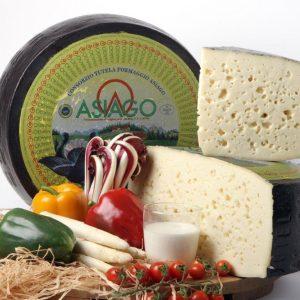 Asiago AOP Vivaldi Food