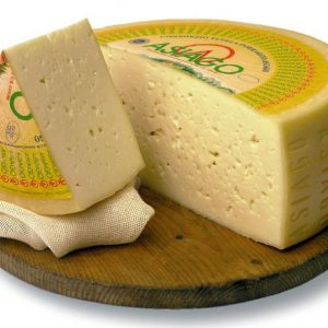 Asiago DOP Vivaldi Food
