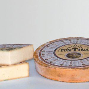 Fontina Aosta DOP